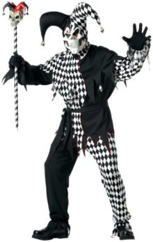 California-Costumes-Mens-Adult-Black-Evil-Jester-Costume-0