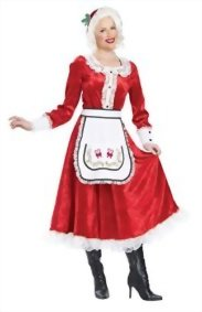 California-Costumes-Womens-Classic-Mrs-Claus-Adult-0