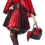California-Costumes-Womens-Deluxe-Red-Riding-Hood-0-0