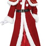 California-Costumes-Womens-Mrs-Claus-Deluxe-Adult-RedWhite-X-Small-0