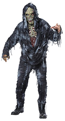 California Costumes mens Adult Rotten to the Core Costume