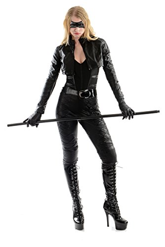 Charades Women's Licensed Black Canary Costume