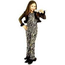 Childs-Zebra-Rock-Star-Costume-Size-Large-10-12-0