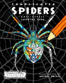 Complicated-Spiders-Anti-Stress-Coloring-Book-Complicated-Coloring-0
