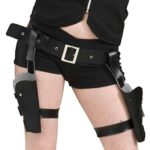 Costume-Guns-Holsters-Belt-Adult-Tomb-Raider-Halloween-Fancy-Dress-0-0