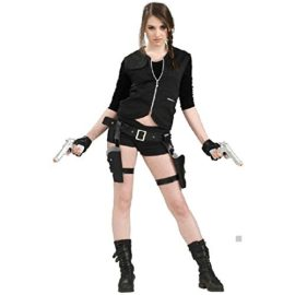 Costume-Guns-Holsters-Belt-Adult-Tomb-Raider-Halloween-Fancy-Dress-0