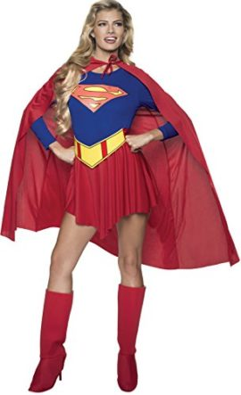 DC-Comics-Deluxe-Supergirl-Costume-RedBlue-Medium-0