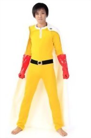 De-Cos-One-Punch-Man-OPM-Cosplay-Costume-Caped-Baldy-Saitama-Fighting-Outfit-V1-0