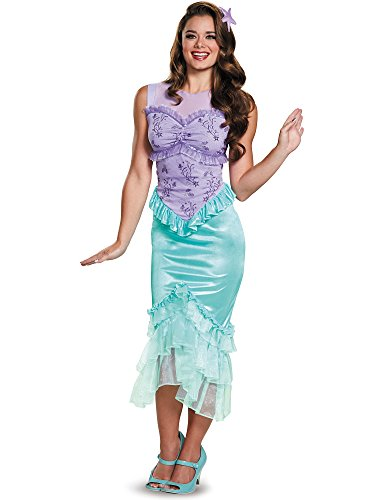 Disguise Ariel Tween Disney Princess The Little Mermaid Costume