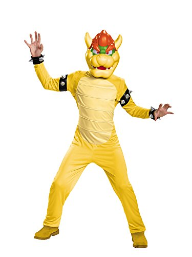 Disguise Bowser Deluxe Costume