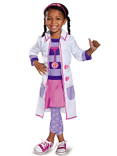 Disguise Doc Toy Hospital Classic Doc McStuffins Disney Junior Costume