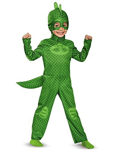 Disguise Gekko Classic Toddler PJ Masks Costume