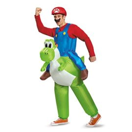 Disguise-Mens-Mario-Riding-Yoshi-Adult-Costume-0