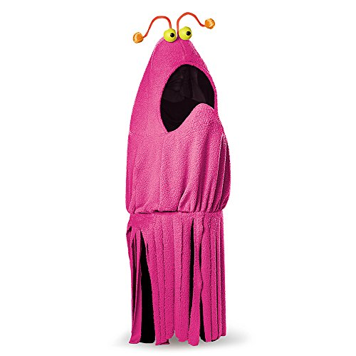 Disguise Men's Yip Yip Adult Costume with Attached Eyes