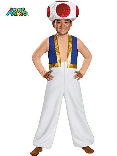 Disguise Toad Deluxe Costume