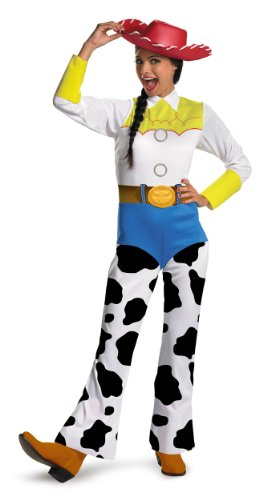 Disguise Women's Disney Pixar Toy Story and Beyond Jessie Costume
