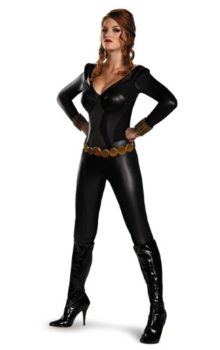 Disguise-Womens-Marvel-Women-Black-Widow-Bustier-Costume-0