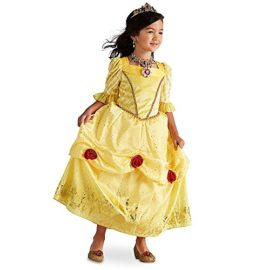 Disney-Belle-Costume-for-Kids-Yellow-0-0