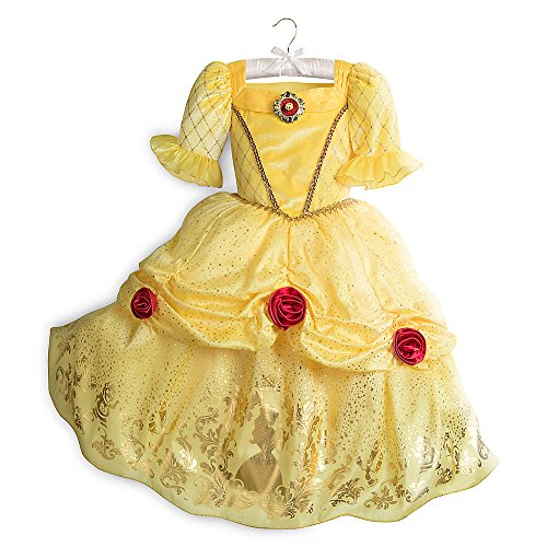 Disney Belle Costume for Kids Yellow