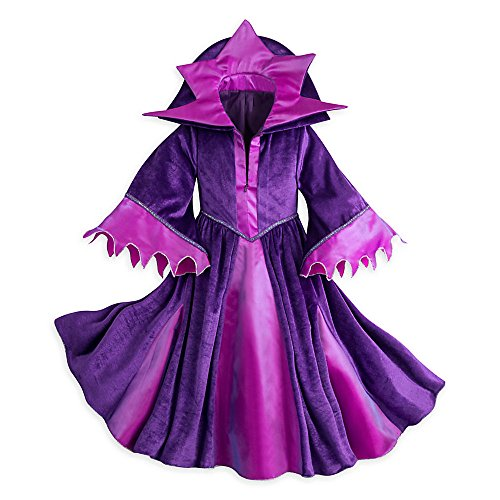 Disney-Maleficent-Costume-for-Kids-Black-0-1