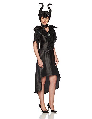 Disney Maleficent Deluxe Glam Christening Gown Adult Costume