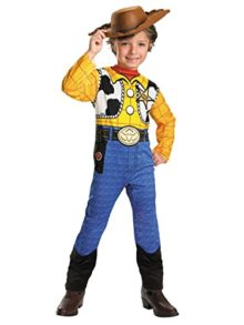 Disney-Toy-Story-Toddler-Little-Boys-Woody-Costume-Cowboy-Hat-0