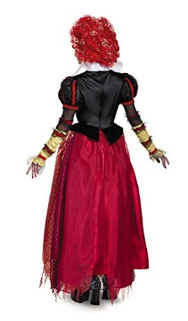 Disney-Womens-Alice-Red-Queen-Prestige-Costume-0-0