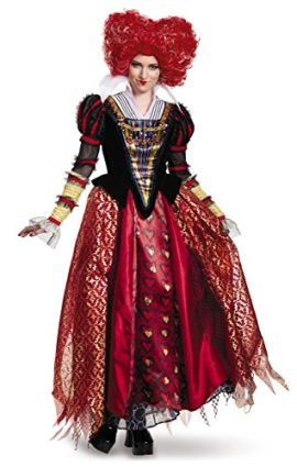 Disney-Womens-Alice-Red-Queen-Prestige-Costume-0