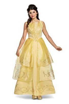 Disney-Womens-Belle-Ball-Gown-Deluxe-Adult-Costume-0
