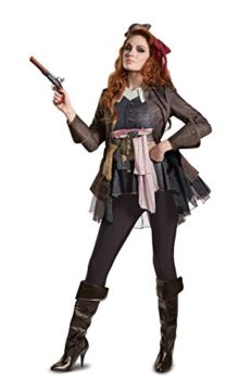 Disney-Womens-POTC5-Captain-Jack-Sparrow-Female-Deluxe-Adult-Costume-0