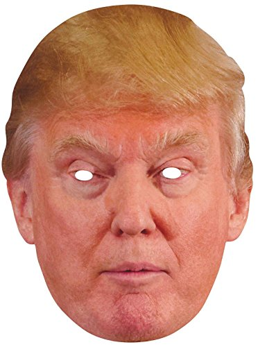 Donald Trump Costume Mask – One-Size