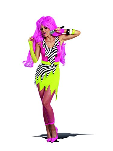 Dreamgirl-Womens-80s-Punk-Glam-Gem-Jagged-Rock-  sc 1 st  Halloween Costumes Best : rock star costumes for women  - Germanpascual.Com