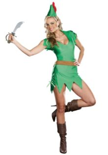 Peter Pan Costumes for Women