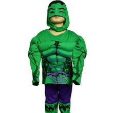 Dressy-Daisy-Boys-Muscle-Incredible-Hulk-Avenger-Superhero-Costume-Halloween-Party-0