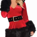 Eshion-Women-Santa-Costume-Mrs-Claus-Cosplay-Christmas-Party-Fancy-Dress-0-0