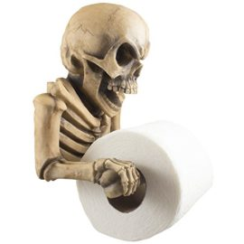 Evil-Skeleton-Decorative-Toilet-Paper-Holder-in-Scary-Halloween-Decorations-As-Bathroom-Decor-Wall-Plaques-Sculptures-and-Novelty-Bath-Accessories-or-Spooky-Skulls-Skeletons-for-Medieval-Gothic-Gifts-0-0