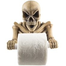Evil-Skeleton-Decorative-Toilet-Paper-Holder-in-Scary-Halloween-Decorations-As-Bathroom-Decor-Wall-Plaques-Sculptures-and-Novelty-Bath-Accessories-or-Spooky-Skulls-Skeletons-for-Medieval-Gothic-Gifts-0