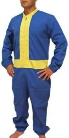 Fallout-4-Mens-Vault-Boy-111-Jumpsuit-Cosplay-Costume-0