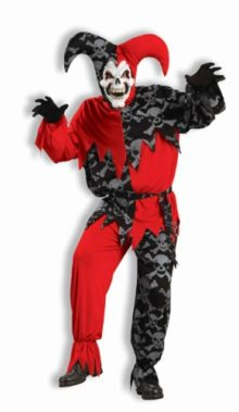 Forum-Novelties-Mens-Deluxe-Sinister-Jester-Costume-0