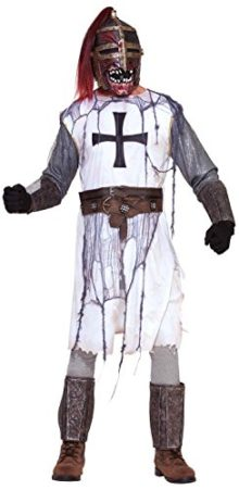 Forum-Novelties-Mens-Zombie-Knight-Costume-Armor-and-Mask-0