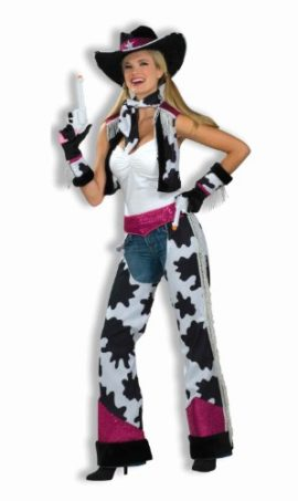 Forum-Novelties-Womens-Glamour-Cowgirl-Costume-0