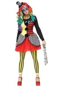 Scary Costumes for Women