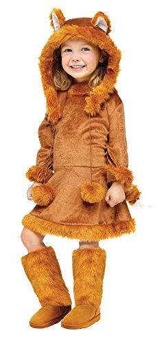 Fun-World-Costumes-Baby-Girls-Sweet-Fox-Toddler-Costume-0