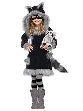 Fun-World-Costumes-Baby-Girls-Sweet-Raccoon-Toddler-Costume-0