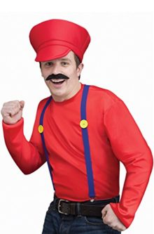Video Game Costumes for Men