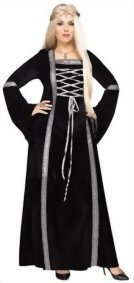 Fun-World-Womens-Plus-Size-Throne-Queen-Costume-0