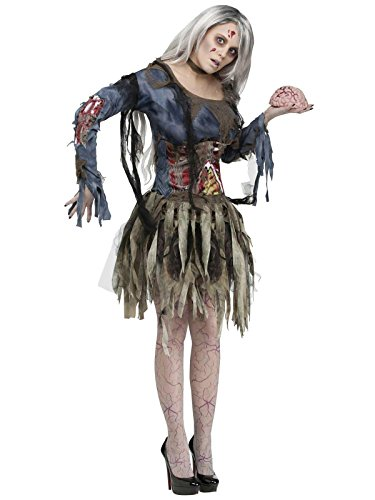 Fun World Women's Zombie Costume
