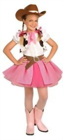 Girls-Cowgirl-Cutie-Kids-Costume-Lrge-12-14-Halloween-Costume-0