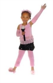 Girls-Pop-Star-Costume-Small-0