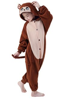 Halloween-Child-Pajamas-Animal-Cosplay-Costume-Anime-Makeup-Partywear-Jumpsuit-Outfit-0
